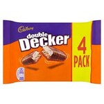 Retail Pack Cadbury Double Decker 8 x 4 160g pack