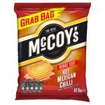 Retail Pack McCoys Grab Bag Mexican Chilli Flavour Crisps 26 x 47.5g