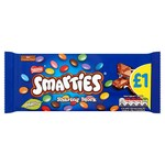 Retail Pack Nestle Smarties Chocolate Sharing Block 12 x 100g