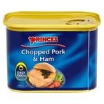 Retail Pack Princes Chopped Pork and Ham 300g x 12