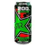 Retail Pack Rockstar XD Power Hardcore Apple Energy Drink 12 x 500ml