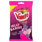 Retail Pack Vimto Jelly Babies 12 x150g