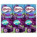 Ribena Blackcurrant No Added Sugar 6 x 250ml
