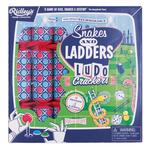 Ridleys Snakes And Ladders Christmas Crackers 6 per pack