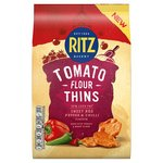 Ritz Tomato Flour Thins Sweet Red Pepper And Chilli 100g