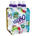 Robinsons Fruit Shoot Hydro No Added Sugar Apple And Raspberry 4 X 350ml