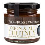 Ross and Ross Onion and Ale Chutney 115g