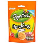 Rowntrees Randoms Sours Pouch 180g