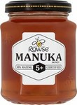 Rowse Manuka Honey +5 250g jar