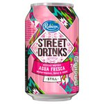 Rubicon Street Drinks Agua Fresca Still Juice 330ml Can