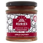Rubies in the Rubble Apple Chutney 210g