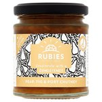 Rubies in the Rubble Pear Fig and Port Chutney 210g Limited Edition