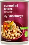 Sainsburys Cannellini Beans in Water 410g