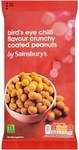 Sainsburys Chilli Coated Peanuts 200g