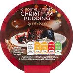 Sainsburys Christmas Pudding 100g