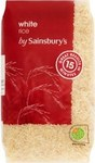 Sainsburys Easy Cook Long Grain Rice 1kg