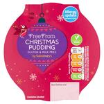 Sainsburys Free From Christmas Pudding 400g