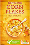 Sainsburys Honey Nut Cornflakes 750g