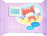 Sainsburys Little Ones Toddler Botty 60 Wipes