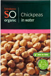Sainsburys So Organic Chick Peas in Water 380g