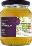 Sainsburys Taste the Difference Acacia Honey 340g