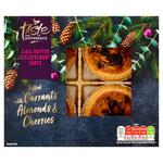 Sainsburys Taste the Difference All Butter Ecclefechan Tarts 4 pack