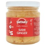 Saitaku Sushi Pickled Sushi Ginger 190g