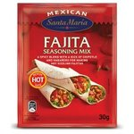 Santa Maria Hot Fajita Seasoning Mix 30g