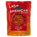 Santa Maria Latin American Spicy Red Rice 250g