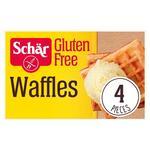 Schar Gluten Free Waffles 4 Pack