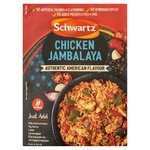 Schwartz Authentic American Chicken Jambalaya Mix 35g