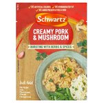 Schwartz Creamy Pork and Mushroom Recipe Mix 40g