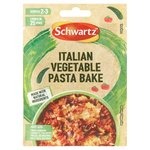 Schwartz Italian Vegetable Pasta Bake Mix 20G