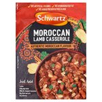 Schwartz Moroccan Lamb Casserole 35g