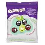 Scrummies Blackcurrant Flavour Cranberries and Raisins 20g