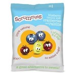 Scrummies Blueberry Flavour Cranberries and Raisins 20g