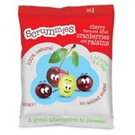 Scrummies Cherry Flavour Cranberries and Raisins 20g