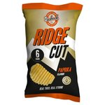 Seabrook Paprika Ridge Cut Crisps 6 Pack