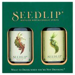 Seedlip Giftbox 2 x 20cl