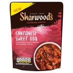 Sharwoods Sweet Cantonese Bbq Sauce Pouch 230G