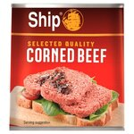 Ship Selected Quality Corned Beef 340g