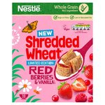 Shredded Wheat Bitesize Red Berries and Vanilla 450g Limited Edition