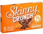 Skinny Crunch Chocolate Orange Bars 5 Pack