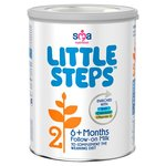 SMA Little Steps Stage 2 Follow On Baby Milk 800g