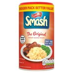Smash Instant Mashed Potato 360g tub