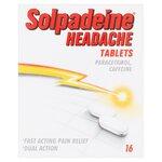 Solpadeine Headache Tablets 16s