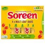 Soreen Moat Loaf Bars 4 x 42g