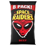 Space Raiders Beef 8 Pack