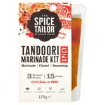 Spice Tailor Spicy Tandoori Marinade Kit 170g
