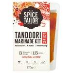 Spice Tailor Spicy Tandoori Marinade Kit 170g